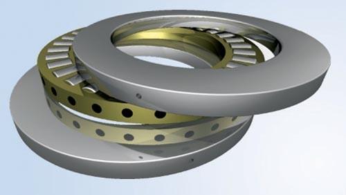 KOYO TP1730 needle roller bearings